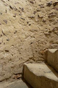 Schody do veže baziliky