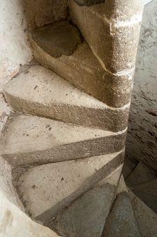 Schody vo veži