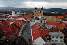 Výhľad v Trenčíne