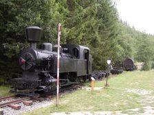 Lesnícky skanzen Vydrovo-Čierny Balog