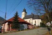 Lesnica, kostol