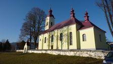 Kostol v Kamienke