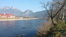 Tri koruny a Dunajec