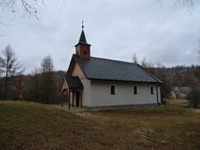 kostol v Podproči