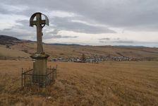 kríž nad Oľšavicou