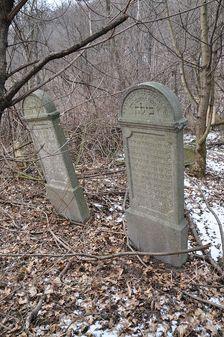 Židovský cintorín Hronský Beňadik