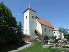 kostolík v Chalmovej