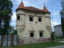 Barokový kaštieľ
