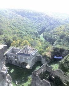 Hrad Čabraď