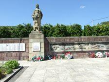 pamätník v obci Kľak