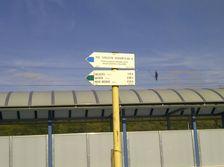 TIM pri stanici Trenčianske Bohuslavice