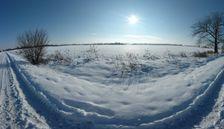 Sneh a Slnko