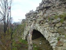 Zrúcanina hradu Čeklíš