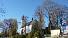 Kostolík v Námestove