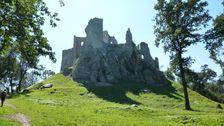 Zrúcanina hradu Hrušov