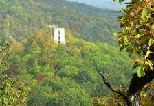 Zrúcanina hradu Dobrá Voda