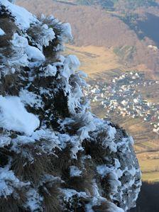 Zima na Strážove