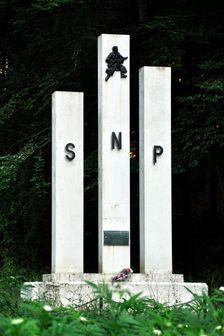 Pamätník SNP oddielu Jána Reptu
