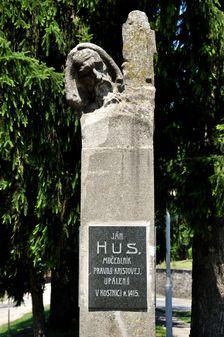 Pomník Jána Husa