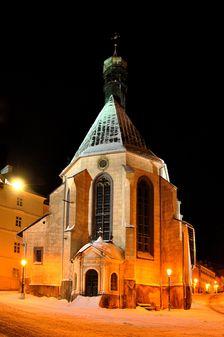 Kostol sv. Kataríny