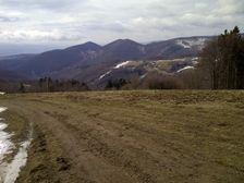Pohľad z Machnáča