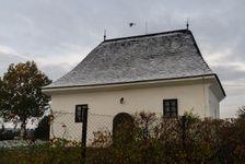 Drevený kostol Evanjelickej a. v. cirkvi Dúžava