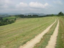 Cesta z Machnáča na Kykulu