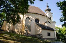 Kostol svätého Kozmu a Damiána