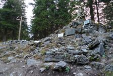 symbolický cintorín Demänovská dolina