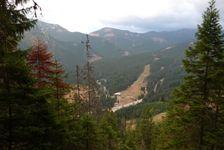 pohľad z Ostredku na Lúčky