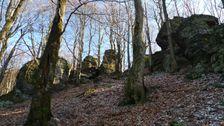 Zbojnícke skaly