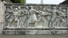 Pomník vo Svidníku