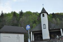 Košecké Rovné cintorín
