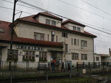 Stanica Trebišov