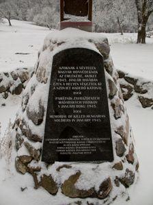 Pomník padlým na Miglinci