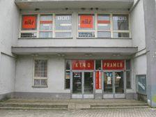 Kino v Sečovciach, v čase fotenia stále v prevádzke!
