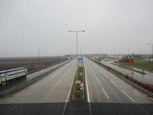 Most na hranici medzi Maďarskom a Slovensko