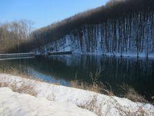 Vodná nádrž Parina