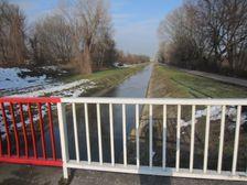 Vodný kanál vo Vlčom hrdle