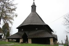 Drevený kostol