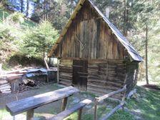Chata v Ludrovskej doline