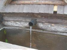 Vodný prameň na Troch studničkách