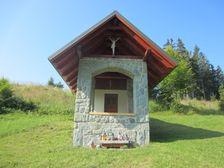 Kaplnka nad Kysuckým Novým Mestom