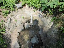 Vodný prameň pri Vrútkach