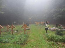 Horský Huncokársky cintorín