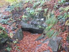 Malá skalná diera