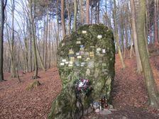 Pamätník zosnulých trampov