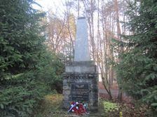 Pomník na Duchonke