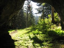 Jánska dolina - Stanišovská jaskyňa