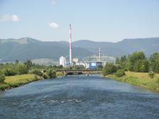 Mondi SCP od Liskovského mosta